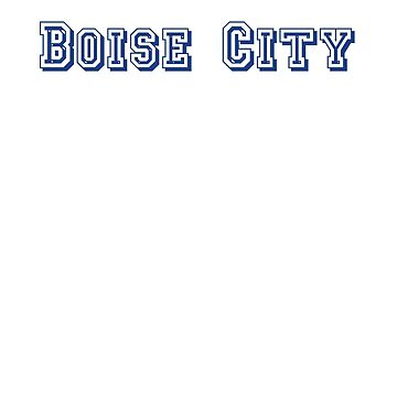 Boise City by CreativeTs