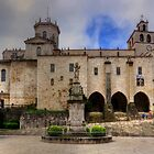 Santander Cathedral by Tom Gomez