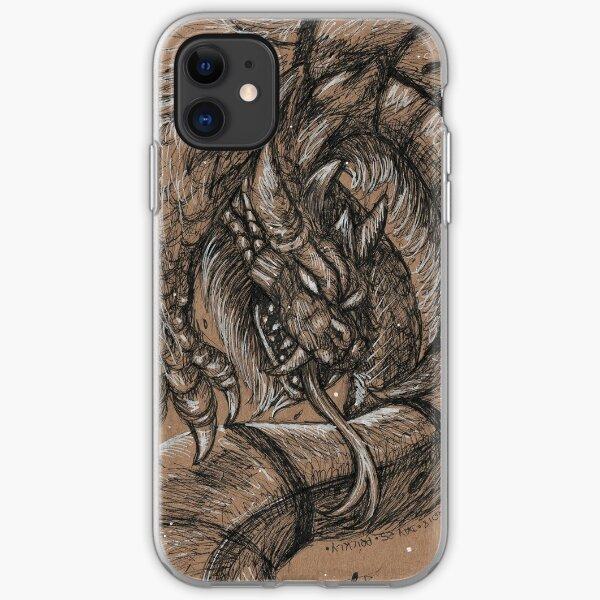 Dragonsnake iPhone Soft Case