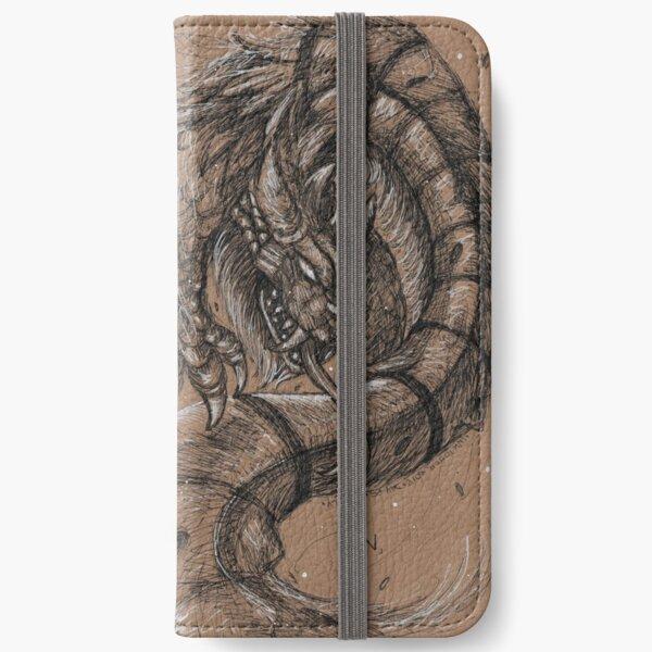 Dragonsnake iPhone Wallet
