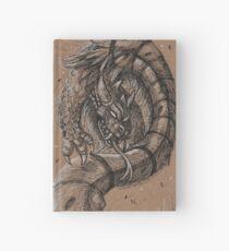 Dragonsnake Hardcover Journal
