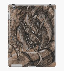 Dragonsnake iPad Case/Skin