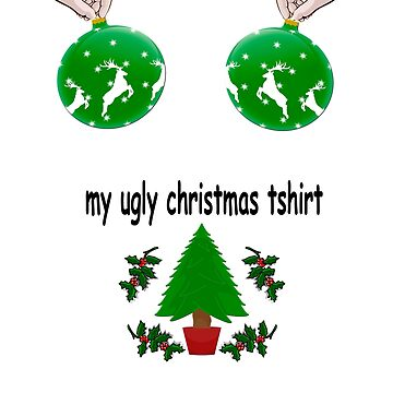 Christmas Balls 'Boobs' by speakup