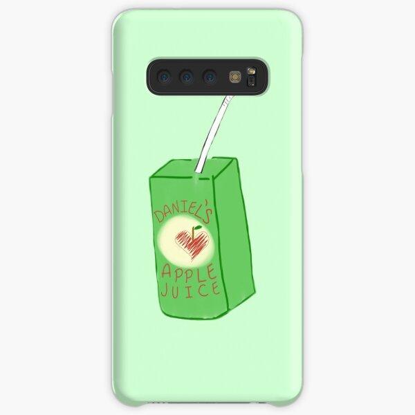 Daniel Seavey Apple Juice Design Samsung Galaxy Snap Case