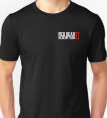 Red Dead Redemption II Logo Unisex T-Shirt