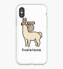 Koalallama iPhone Case