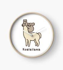 Koalallama Clock