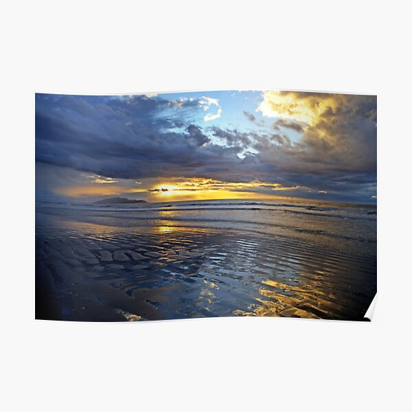 The Golden Blues of Summer Poster