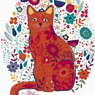 Amazing Cat design for cat ladies by SleeplessLady