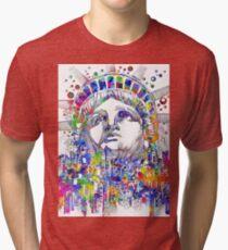 Camiseta de tejido mixto Spirit of the city