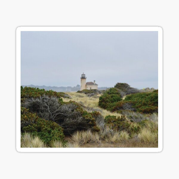 Oregon Coast Lighthouse  Sticker