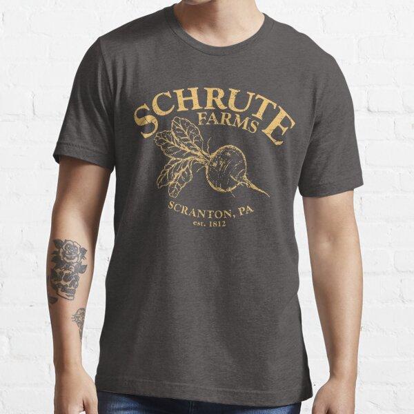 Schrute Farms   Scranton Pennsylvania Essential T-Shirt