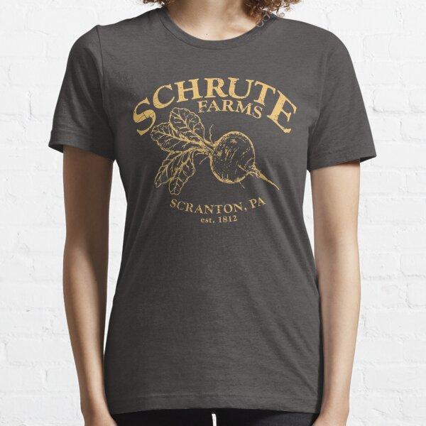 Schrute Farms | Scranton Pennsylvania Essential T-Shirt