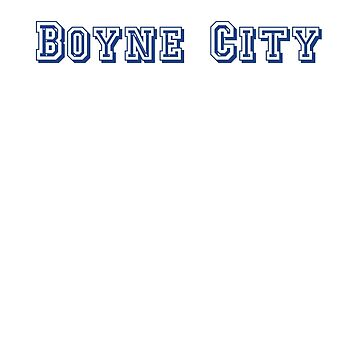 Boyne City by CreativeTs