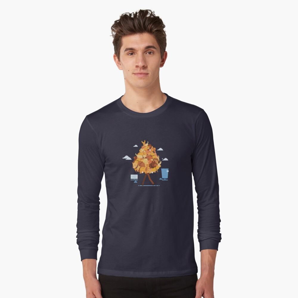 Dog Collector Long Sleeve T-Shirt