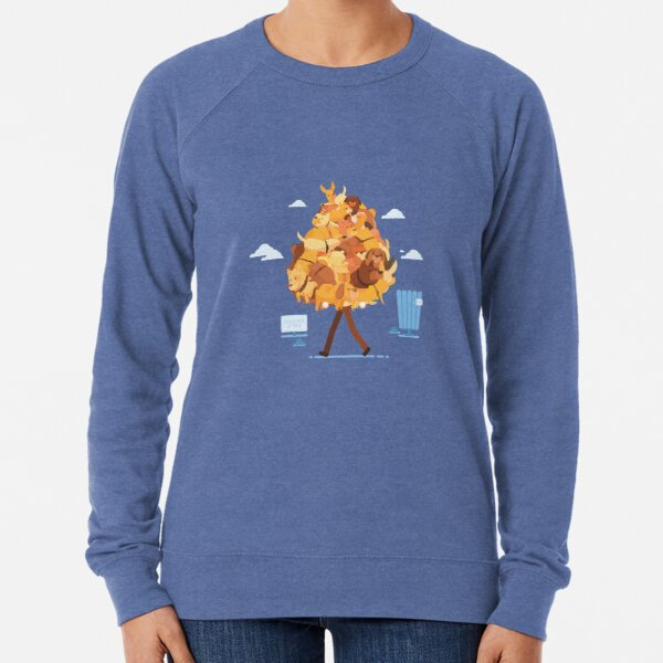 Dog Collector Lightweight Sweatshirt