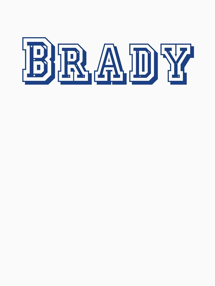 Brady by CreativeTs