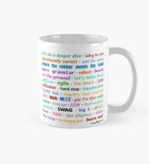 Consultant-speak Mug