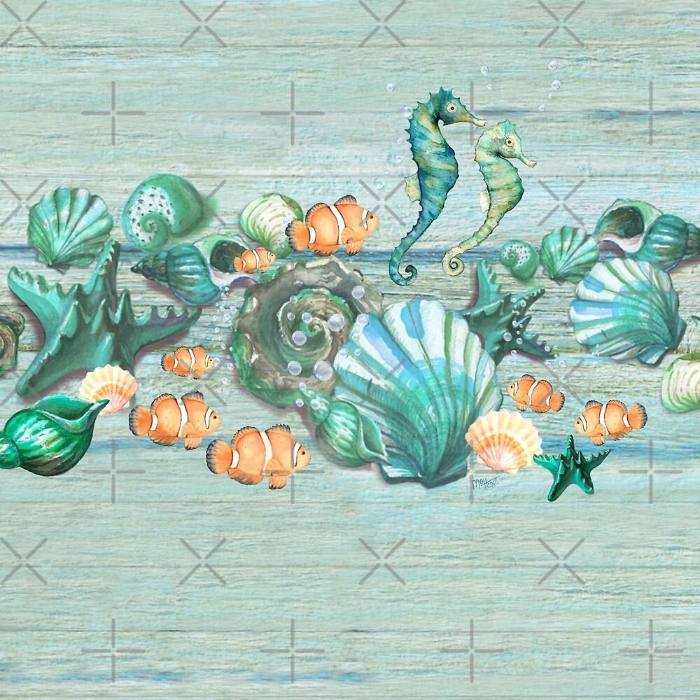 Love Summer Ocean by FunkiFish