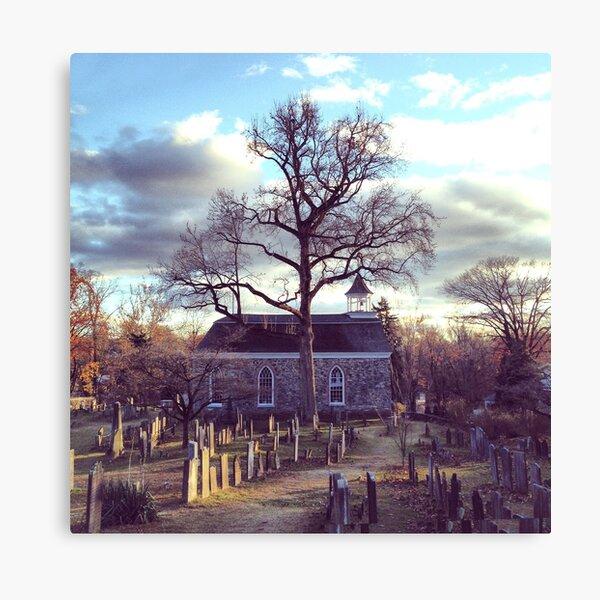 Old Dutch Church, Sleepy Hollow, NY Canvas Print