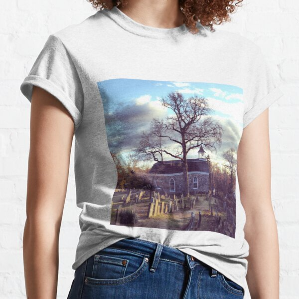 Old Dutch Church, Sleepy Hollow, NY Classic T-Shirt
