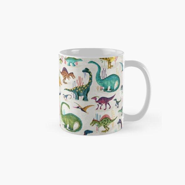 Bright Dinosaurs Classic Mug