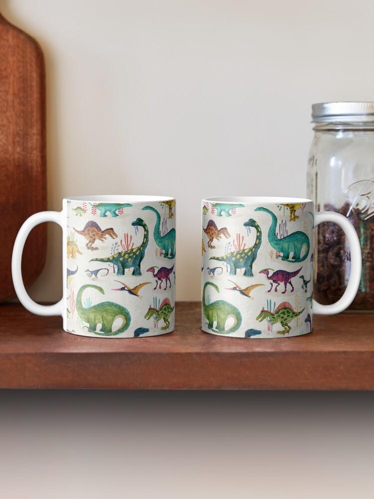 Alternate view of Bright Dinosaurs Mug