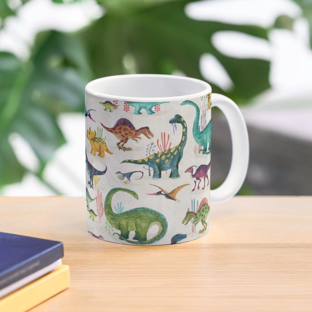 Bright Dinosaurs Mug