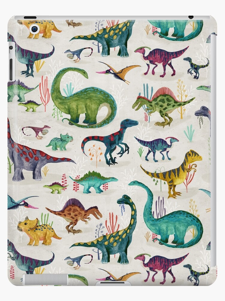 Bright Dinosaurs by Katherine Quinn