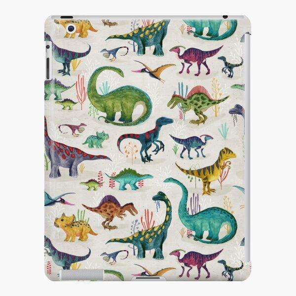 Bright Dinosaurs iPad Snap Case