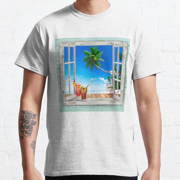 Love Summer View Classic T-Shirt