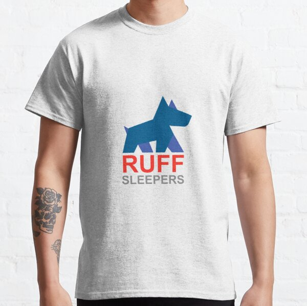 Ruff Sleepers Black Collection Classic T-Shirt