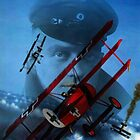 Red Baron by AH-Aviation-Art