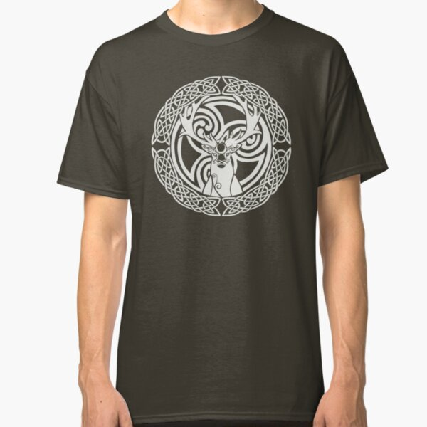 I am a Stag: of seven tines [Snow] Classic T-Shirt