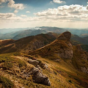 Mountain top by franceslewis