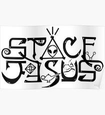 Raum Jesus Logo Poster