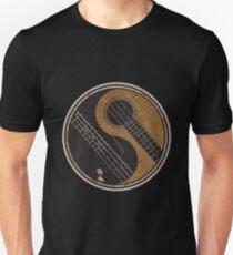Gitarre Ying Yang Gitarrenspieler Geschenk T-Shirt Unisex T-Shirt