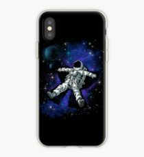 RELAXING ESPACE iPhone Case