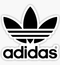 Addidas Logo Sticker