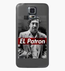 El Patron Pablo Escobar Columbia Cartel Fan Art & Merch Case/Skin for Samsung Galaxy
