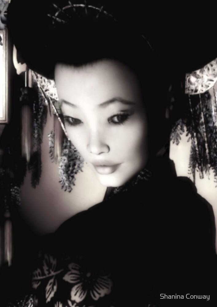 Cio-Cio San by Shanina Conway