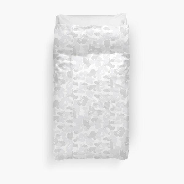 BAPE CAMO (White) Duvet Cover