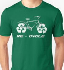 Re Cycle Unisex T-Shirt