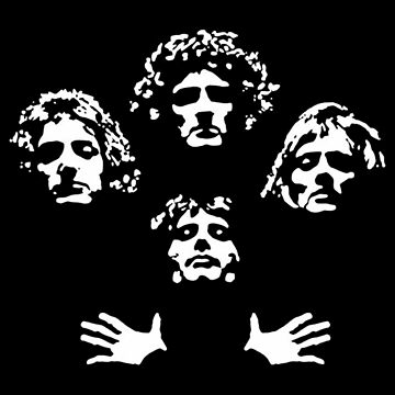 Bohemian Rhapsody - Queen by retropopdisco