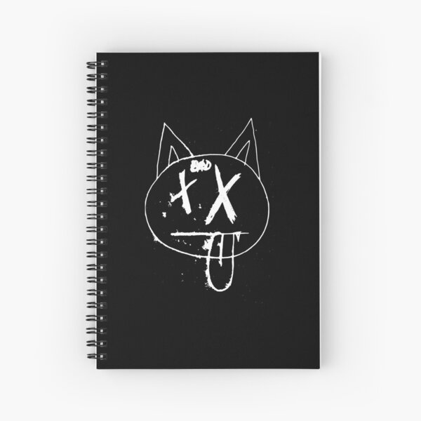 Emoji XXXTentacion Cahier à spirale