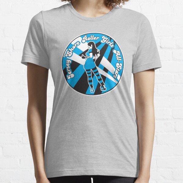 Jersey Shore Roller Girls All-Stars Essential T-Shirt
