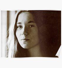Girl in Light Poster