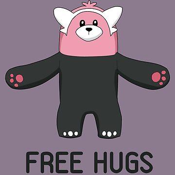 Bewear - Free Hugs by DILLIGAFM8
