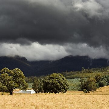 Western Tiers Storm by wootton60