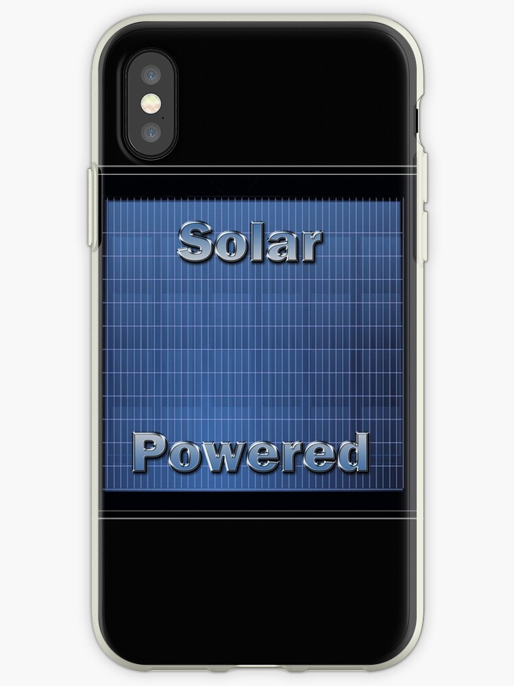 Solarbetrieben von Buckwhite